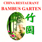 China Restaurant Bambus Garten